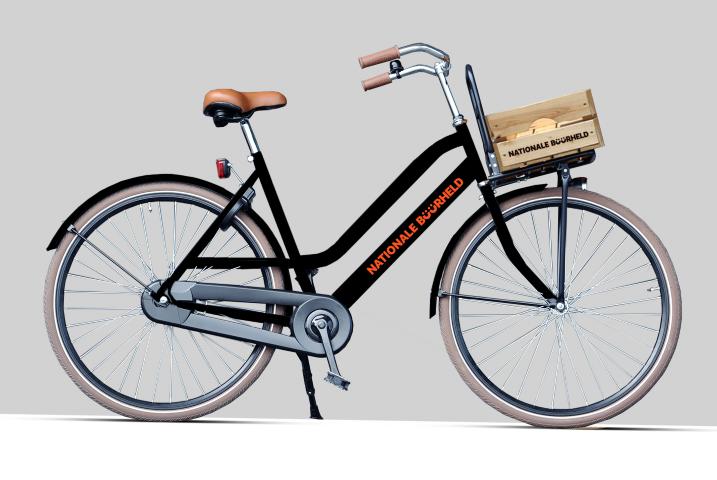 Nationale Buurheld-fiets